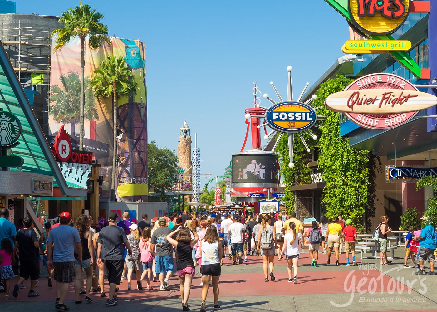 Paquete turístico a la Florida 8 dias