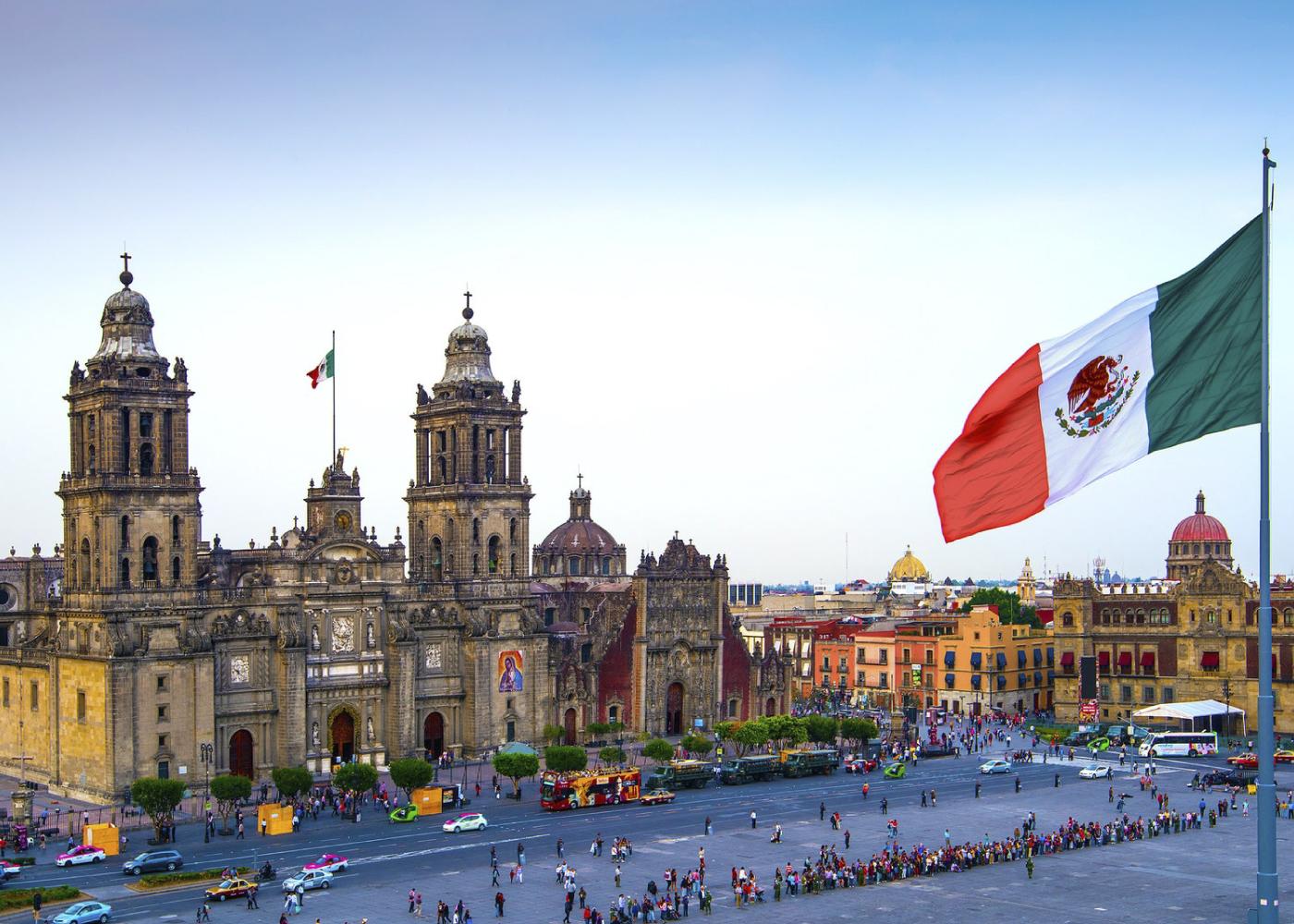 Planes y tours a Mexico Arqueologico 11 dias