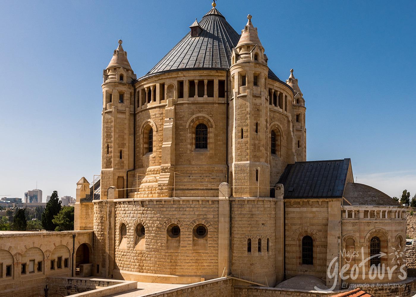 Viajes a Jerusalén y Galilea 8 días