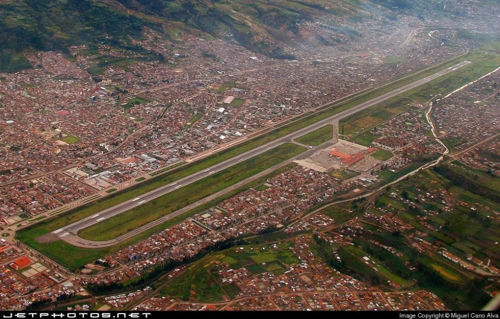 Nuevo Aeropuerto Del Cusco Peru Operara En El 2017