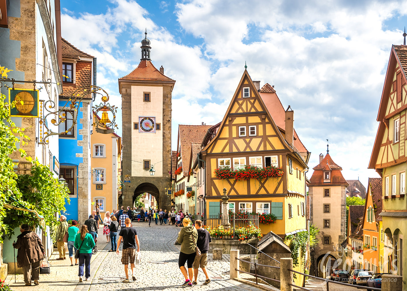 Europa Fantástica (19 días) 8 países con Alemania y Austria - Bogotá