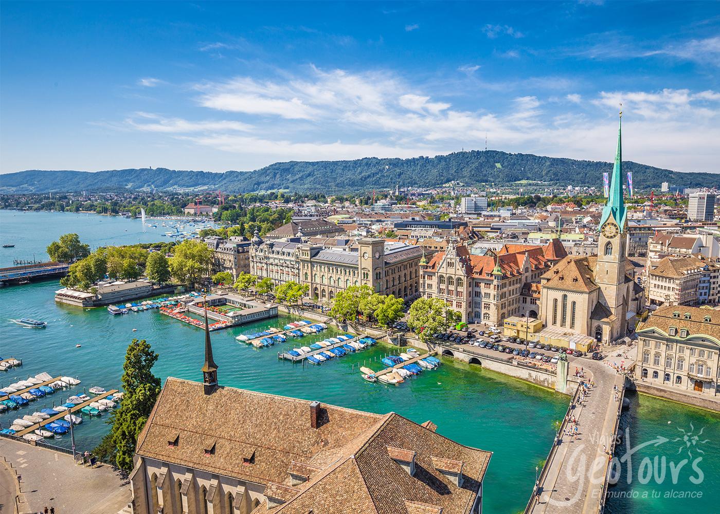 Tour a Europa desde Colombia 2018: Planes de 17 días con Tiquetes