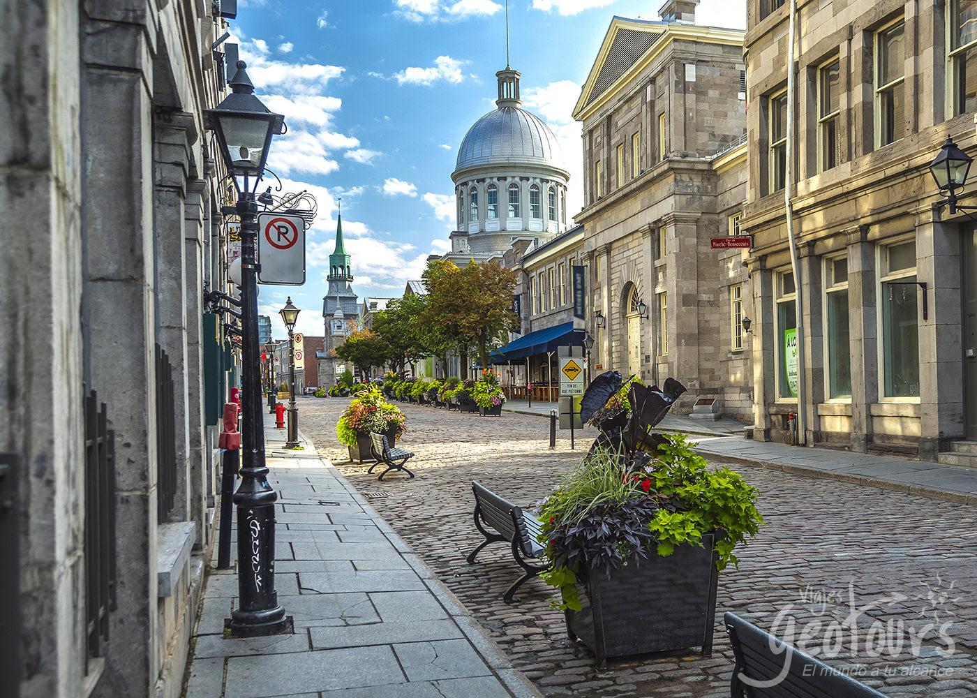Viajes a Washington, Quebec y Montreal 12 días