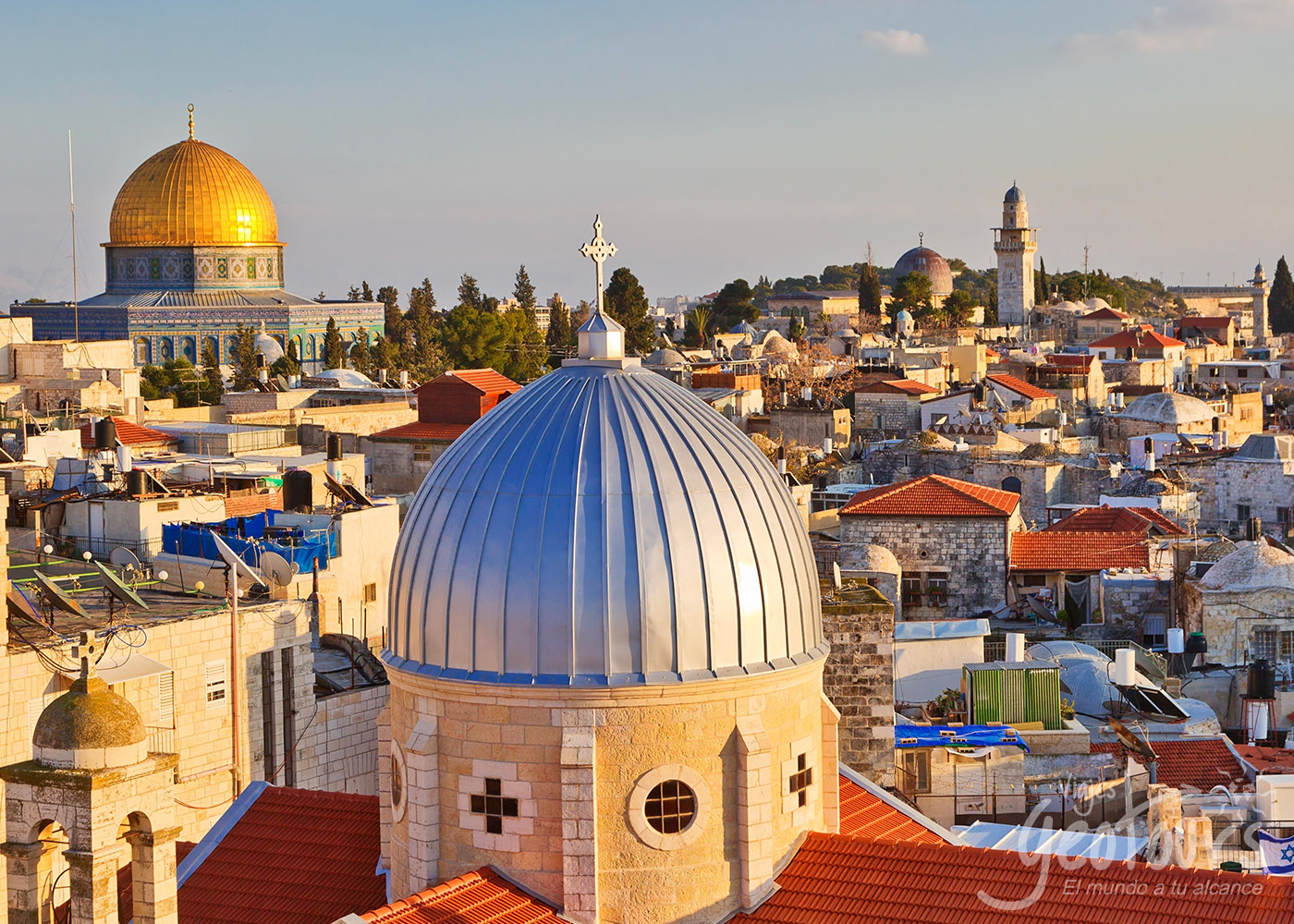 Medio Oriente (7 días) Jerusalén con Tel Aviv
