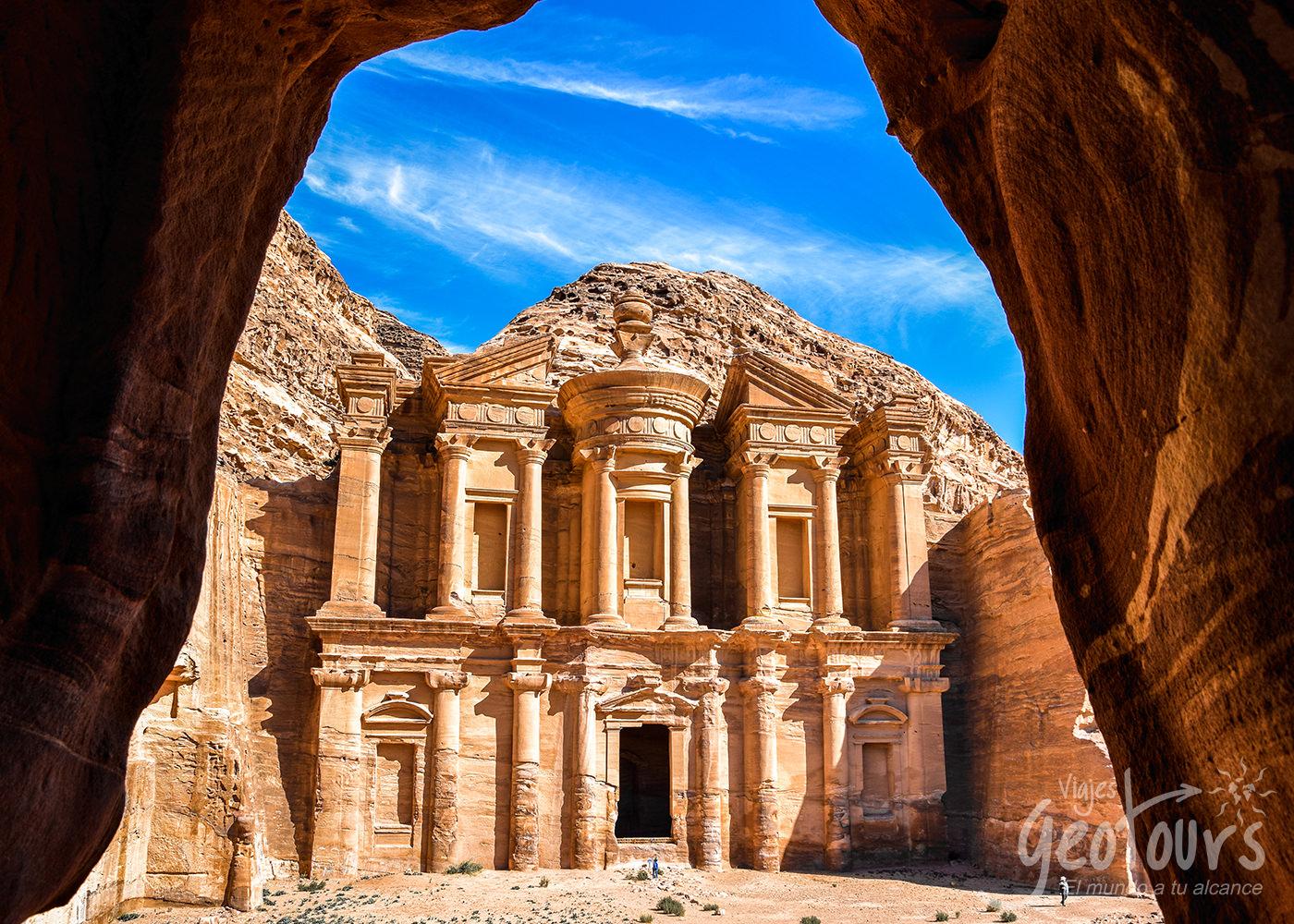 Viajes a Israel y Petra 8 Días