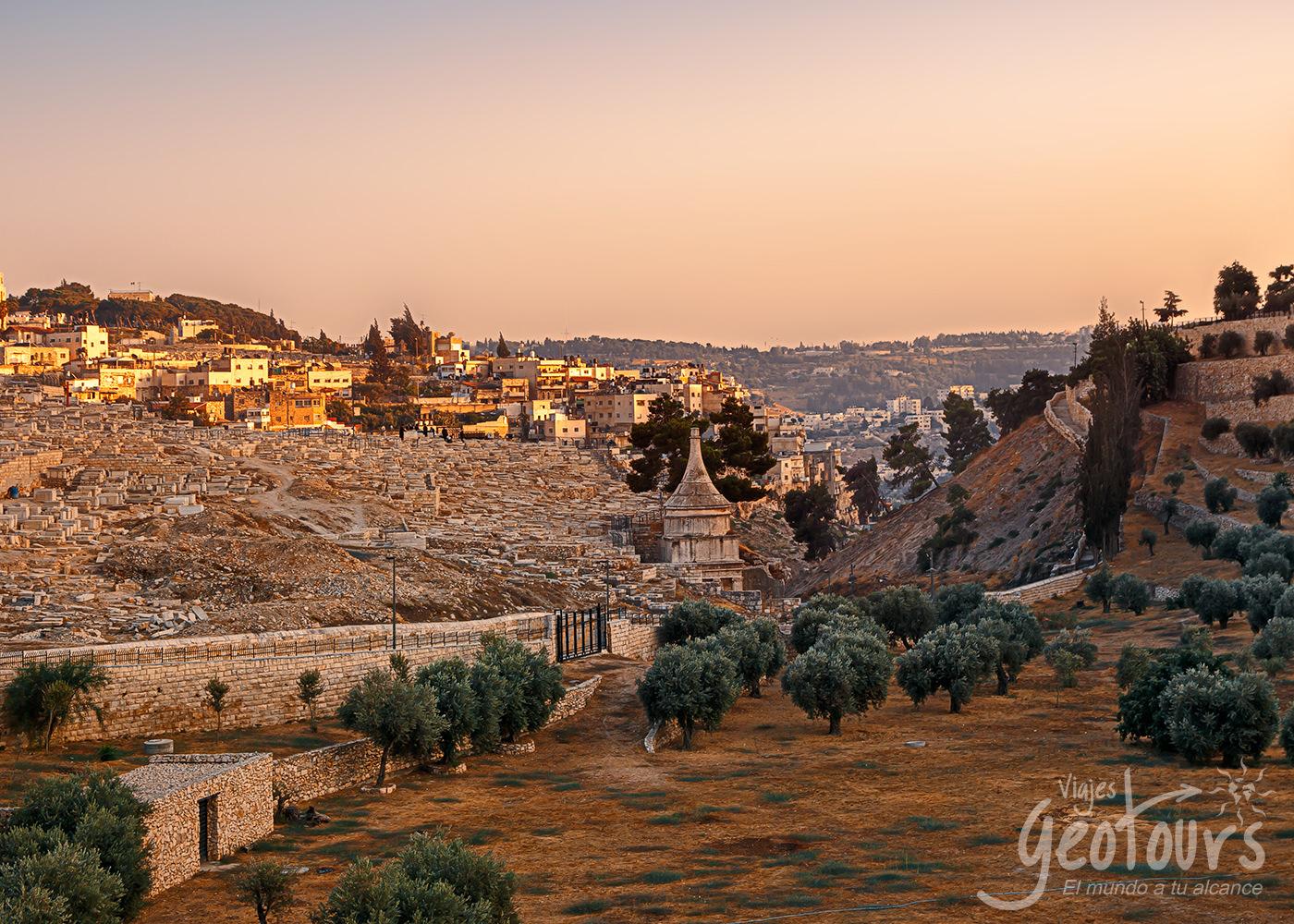 Viajes a Tierra Santa y Jerusalén 8 Días