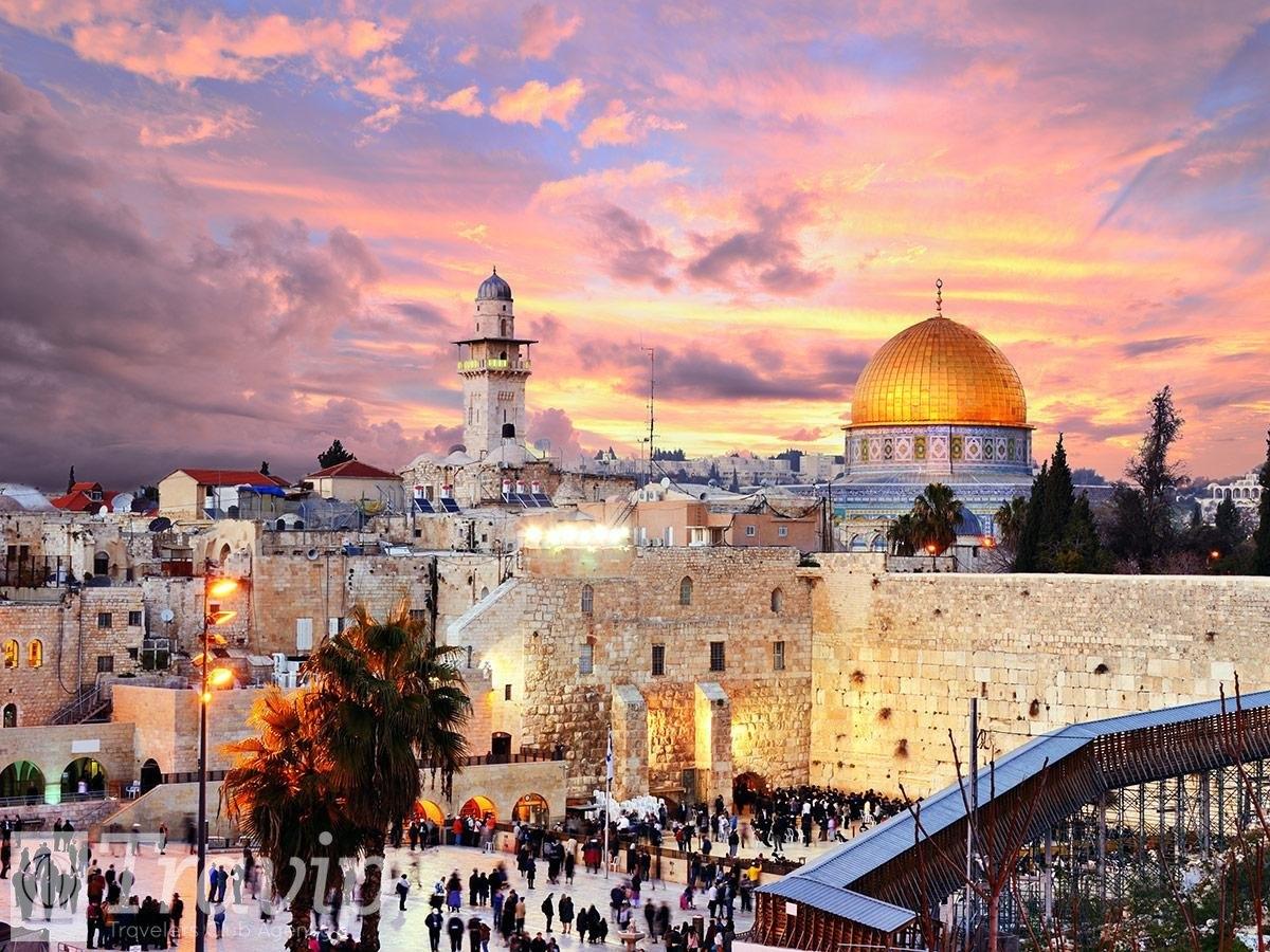 Excursiones a Tierra Santa y Galilea 8 Días