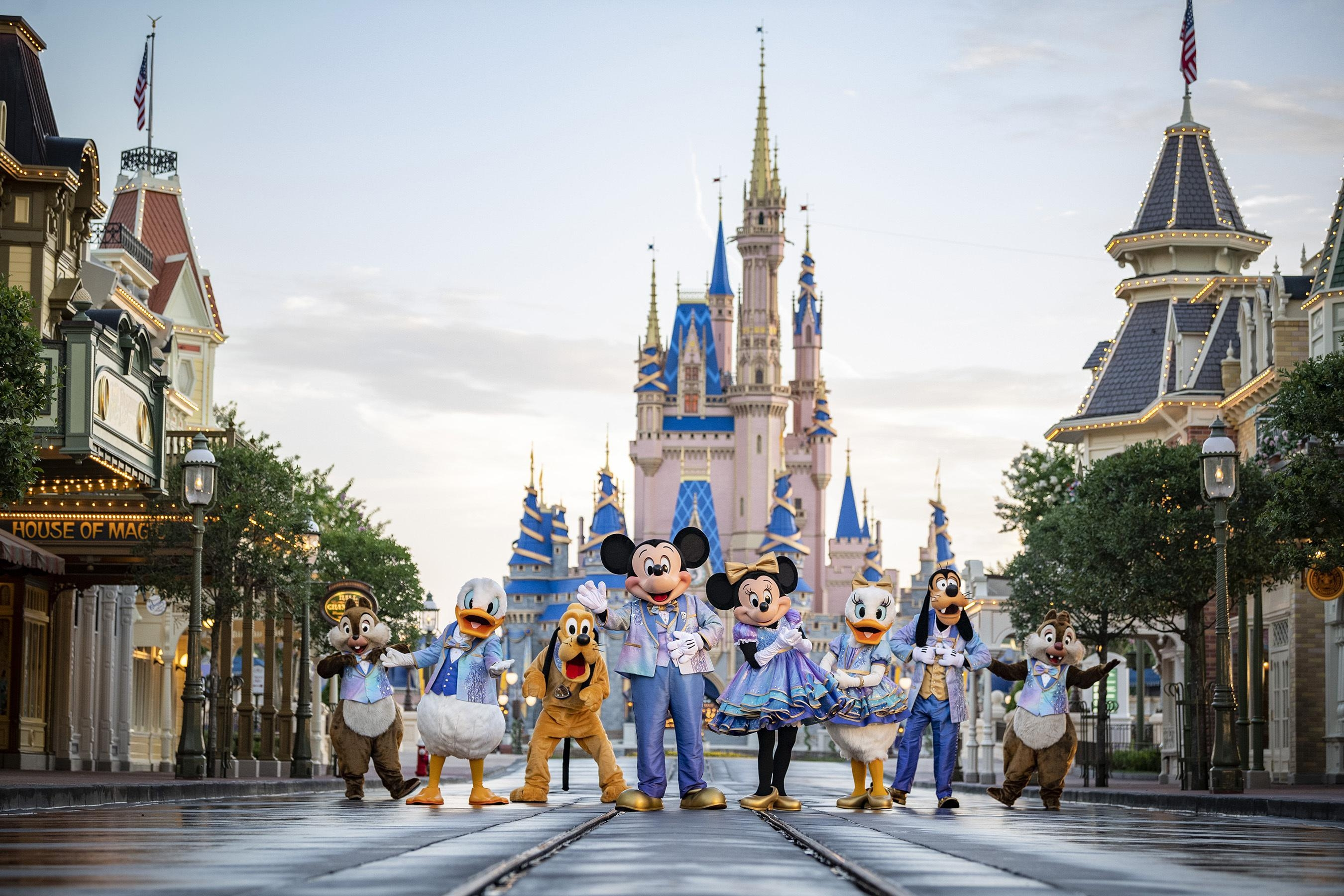 Viajes a Orlando (6 Días)