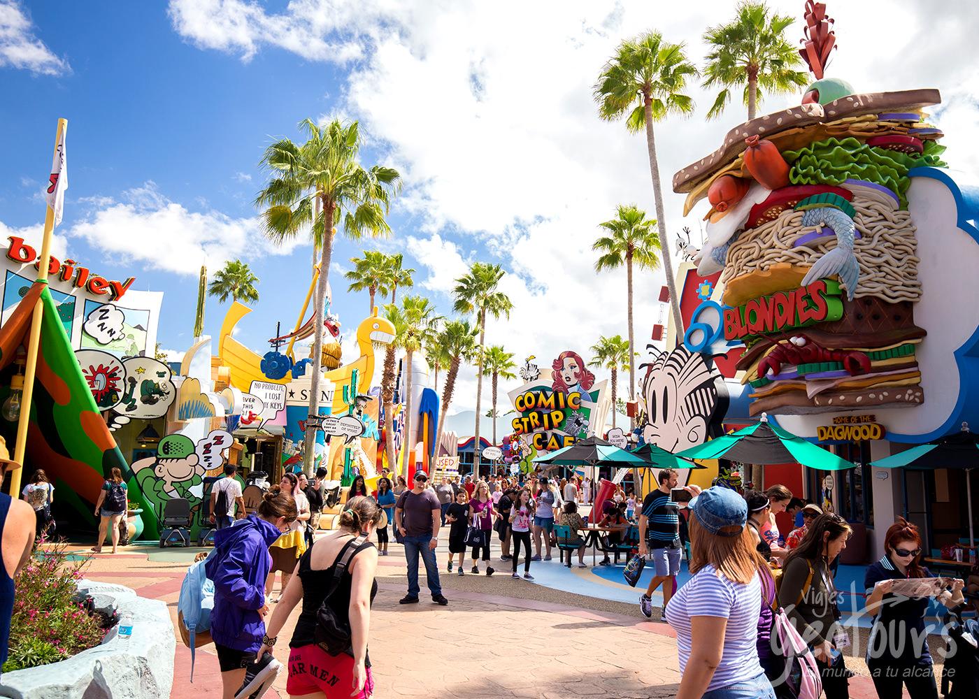 Orlando 3 Circuito (9 Días) con 6 parques Incluye Islands of Adventure