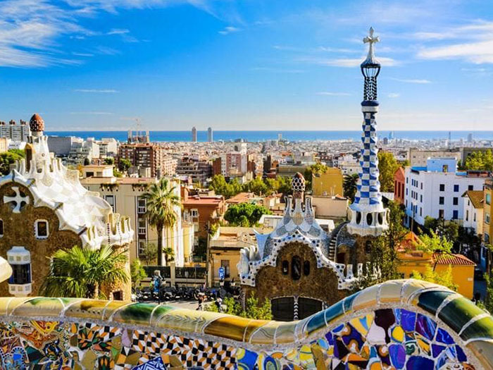 Excursiones a Barcelona - Madrid 5 Días
