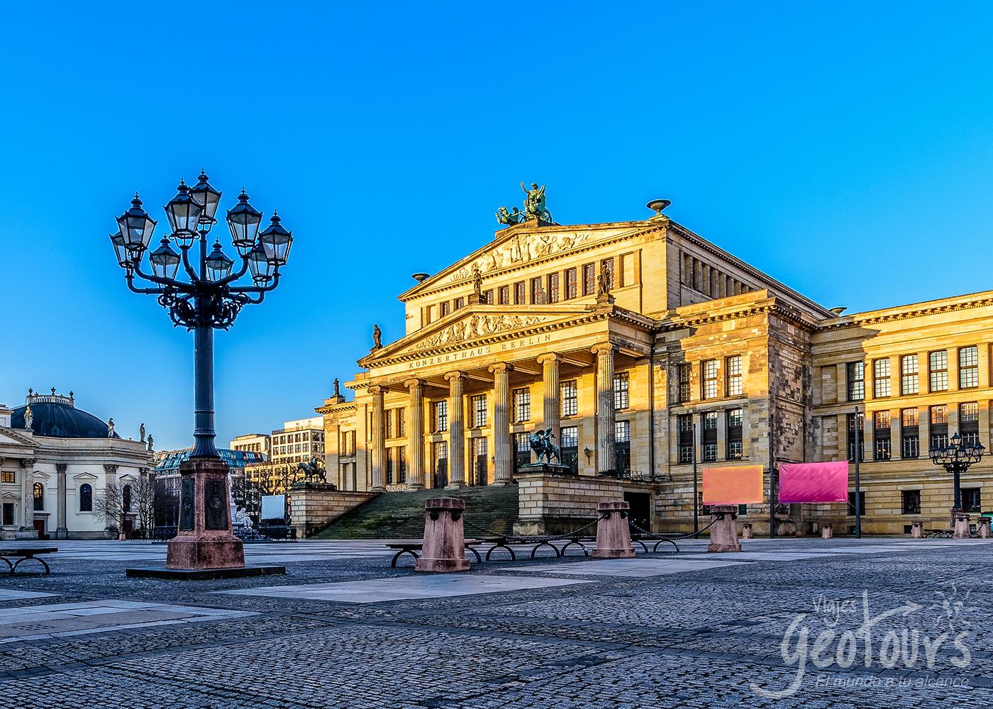 Europa (15 días y 6 países) inicio Berlín - fin Roma