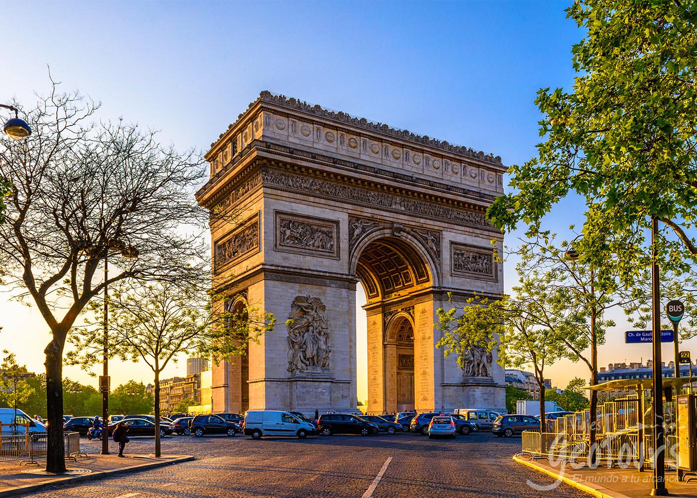 Paquetes turísticos a Europa 22 Días