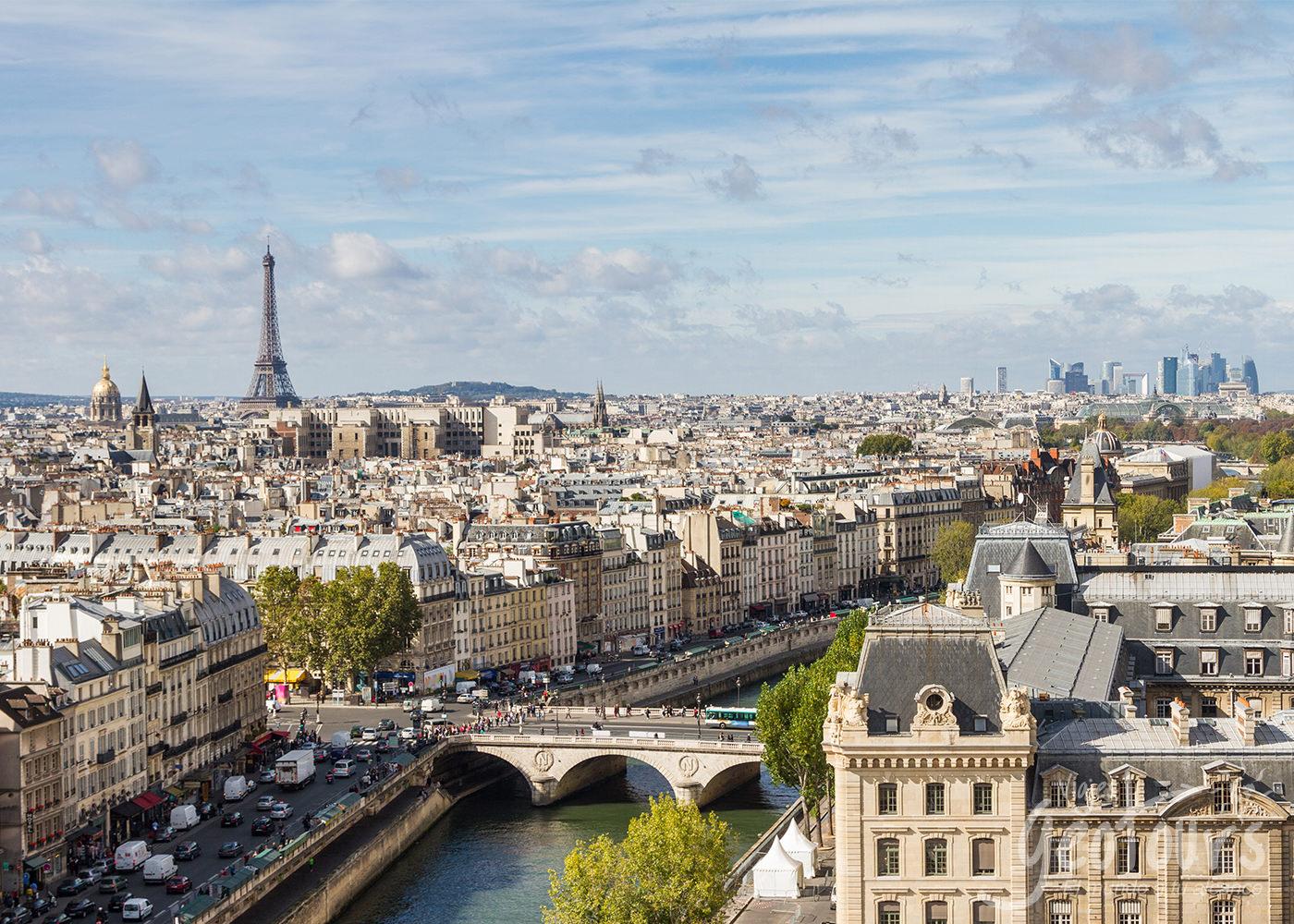 Paquetes turísticos a Europa 19 Días