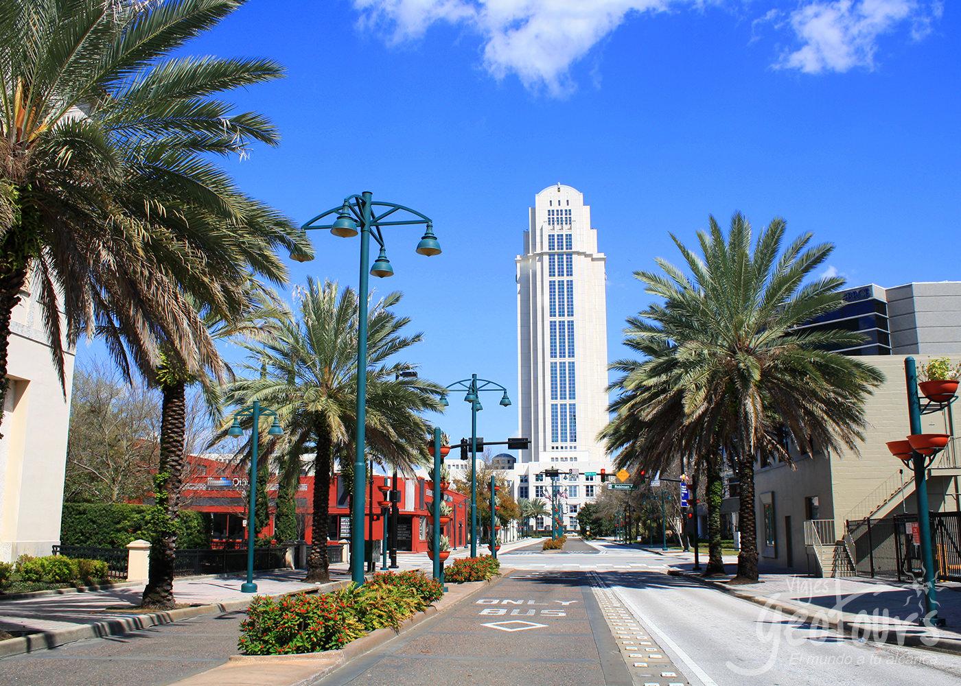 Lo mejor de Florida 1 (8 días) con  4 parques