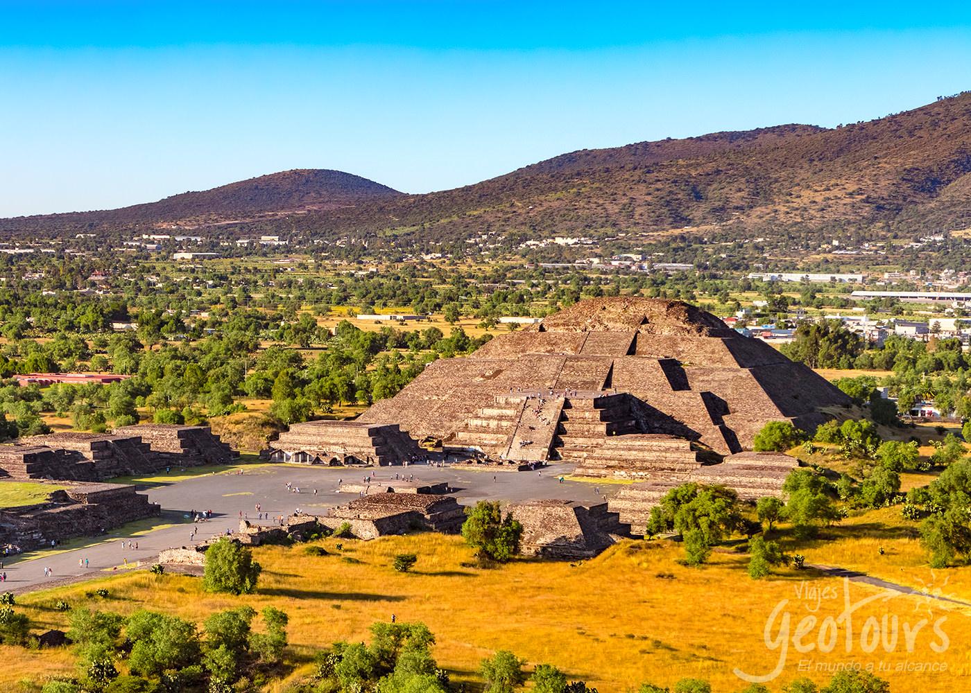 Viajes y tours Coloniales en Mexico 10 dias