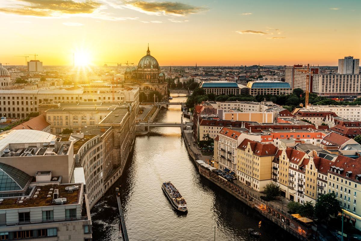 Ruta imperal (10 días) inicio Berlin Fin Viena
