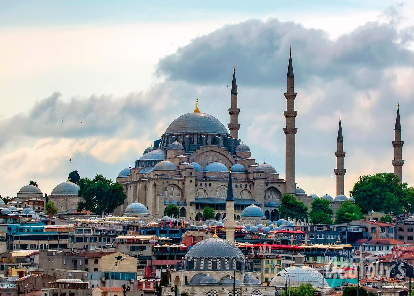 Viajes a Turquía desde Colombia con Tiquetes 12 días Fin de Año