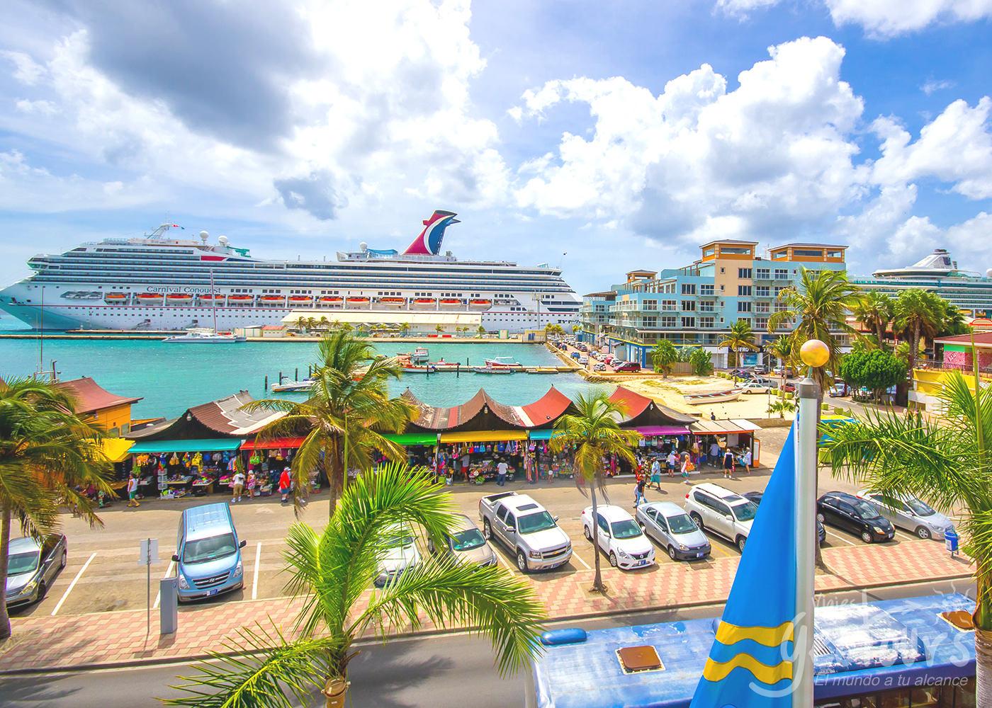 Crucero Antillas y Caribe Sur (8 días) Salidas Diciembre