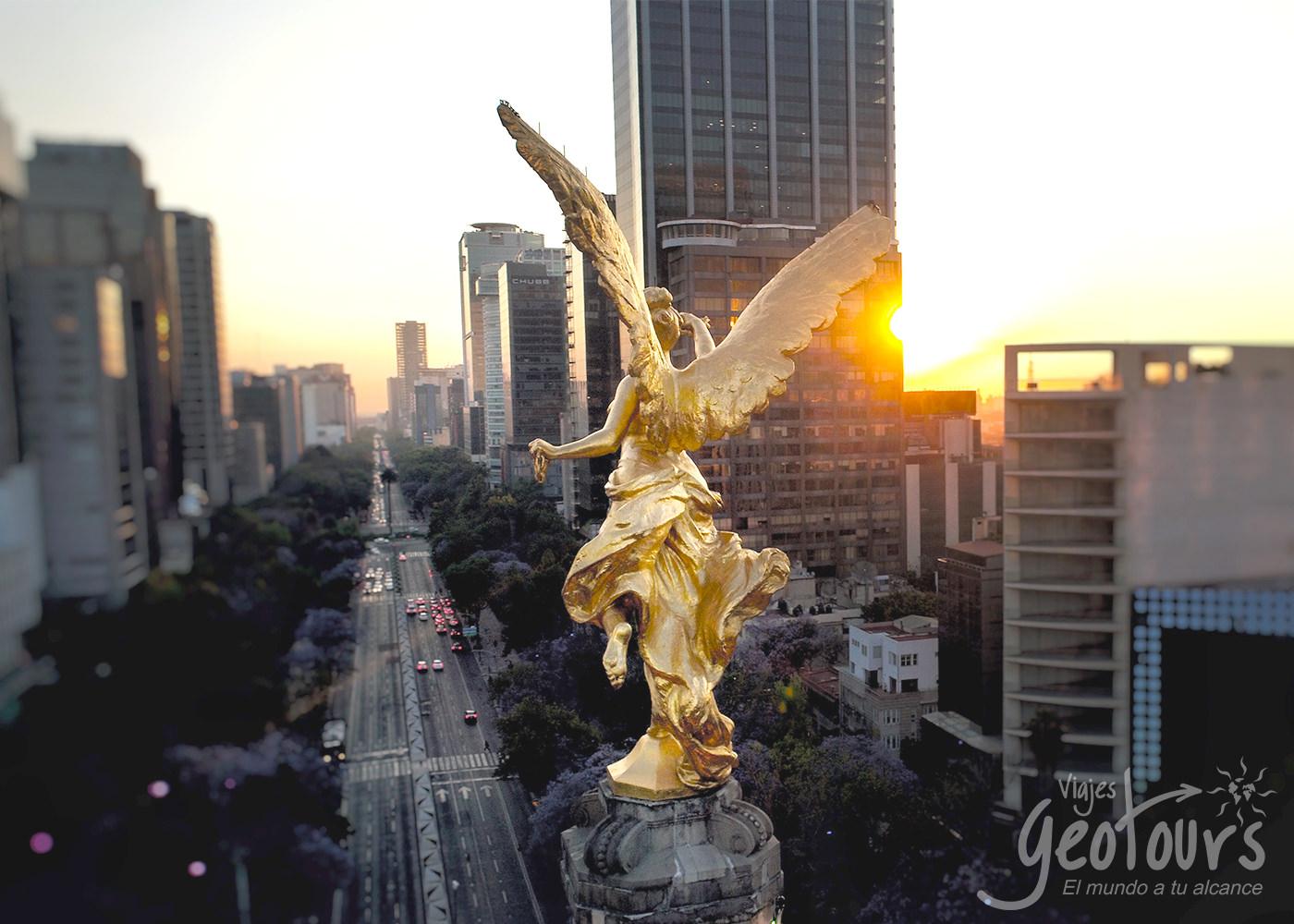Viajes México básico 4 días