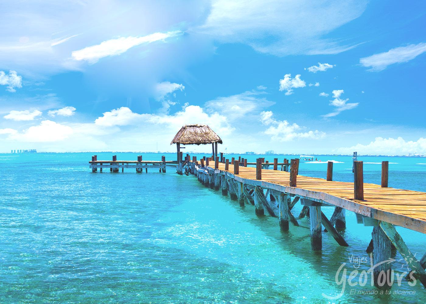 Viajes México y Cancún 7 días Mitad de año 2018