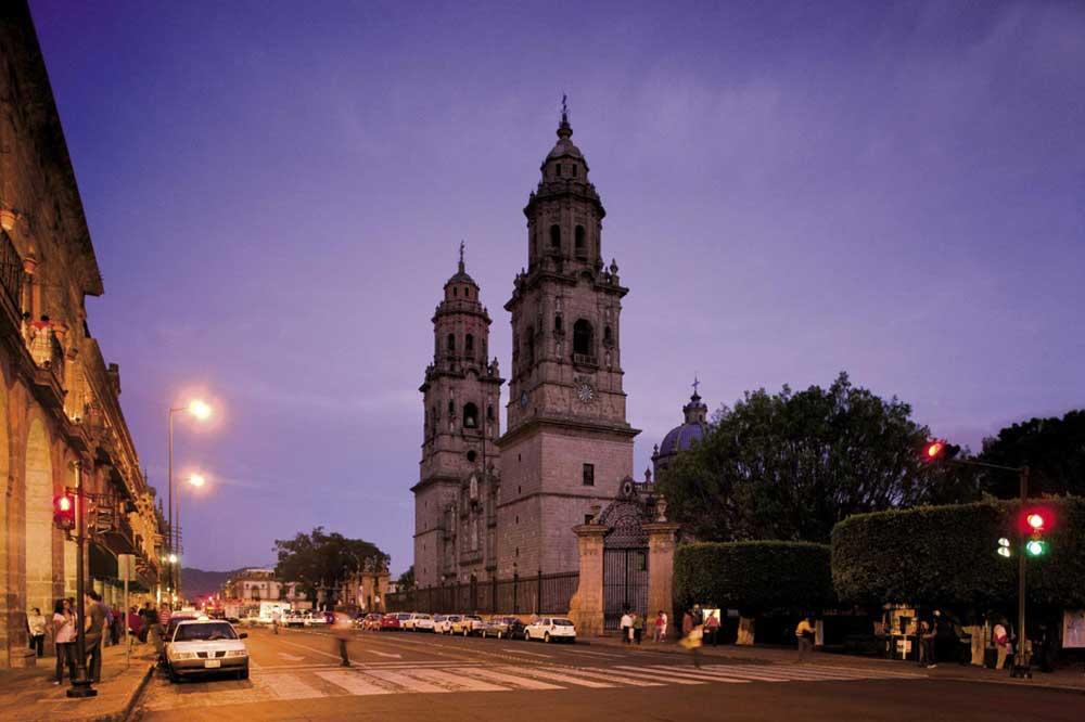 Viajes a México y Tesoros Coloniales 6 Días