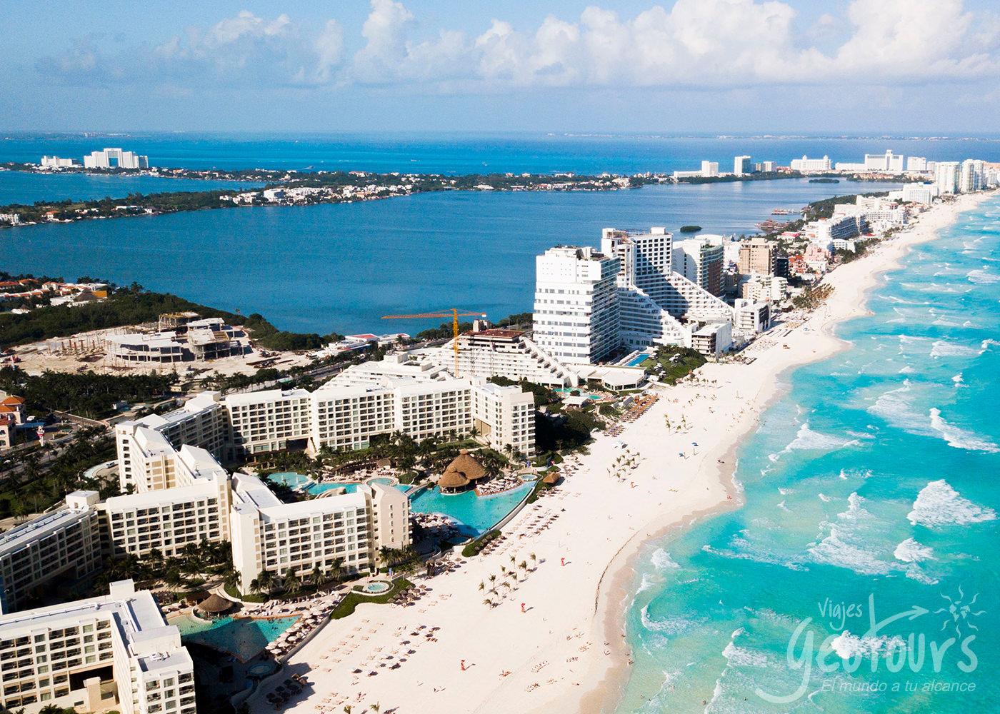 Cancún (4 días) Todo incluido 2019