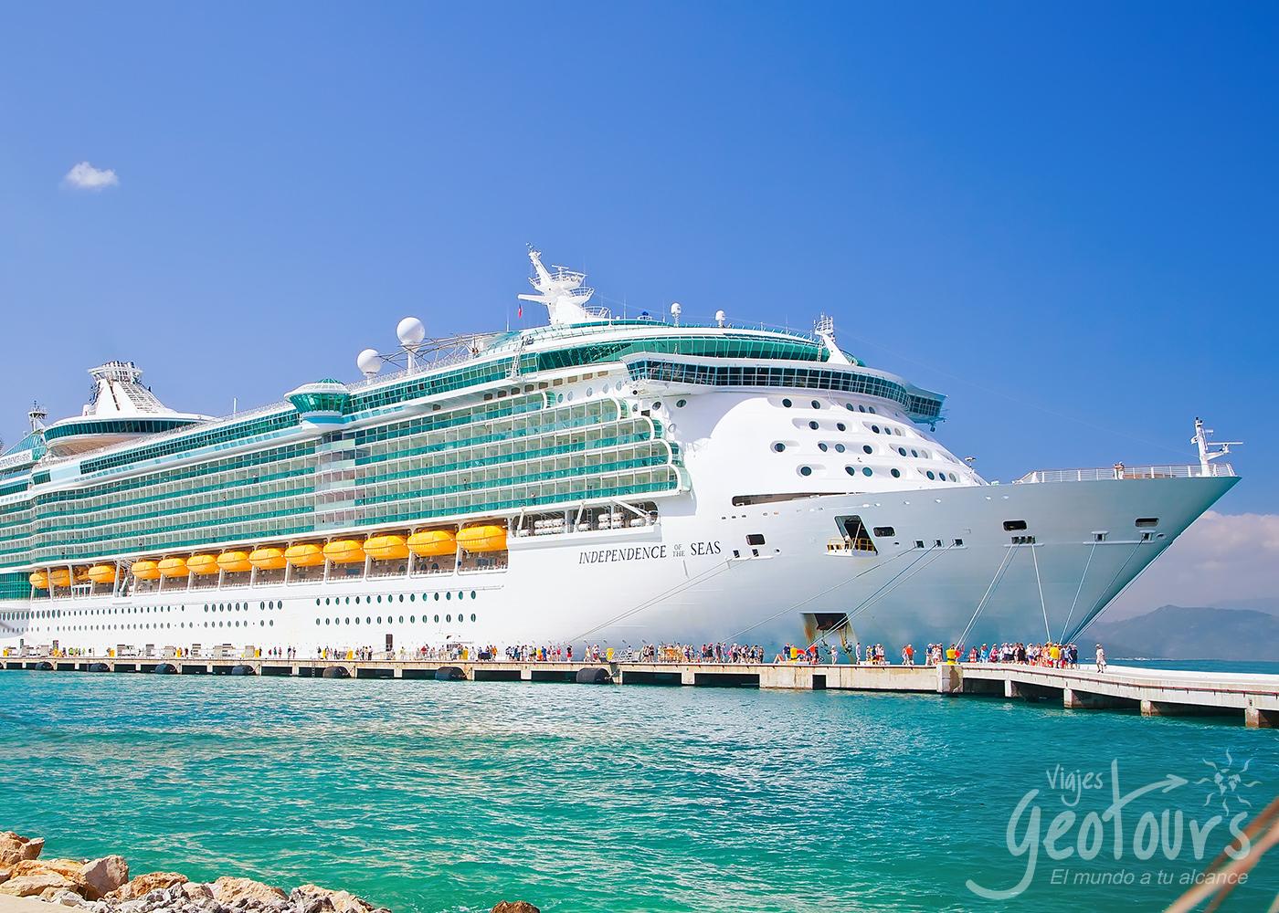 Salida con Crucero por el Caribe
