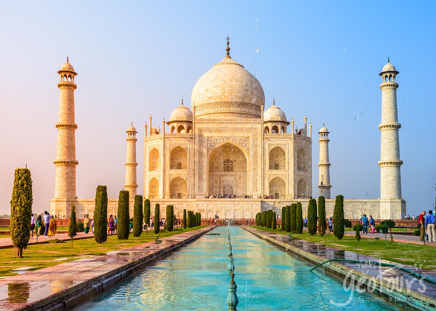 Planes a Dubái y la India
