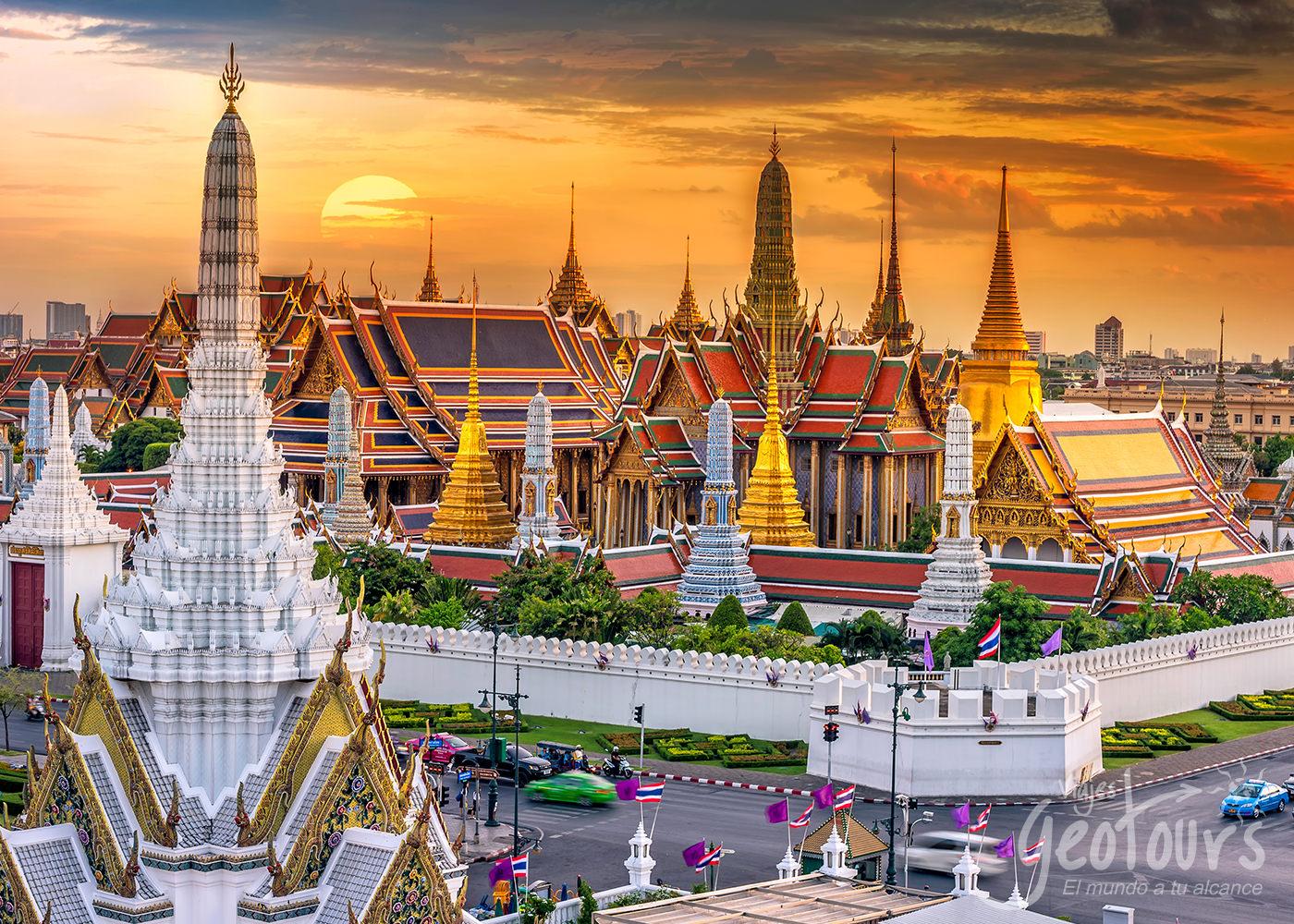 Excursiones a Tailandia 7 días