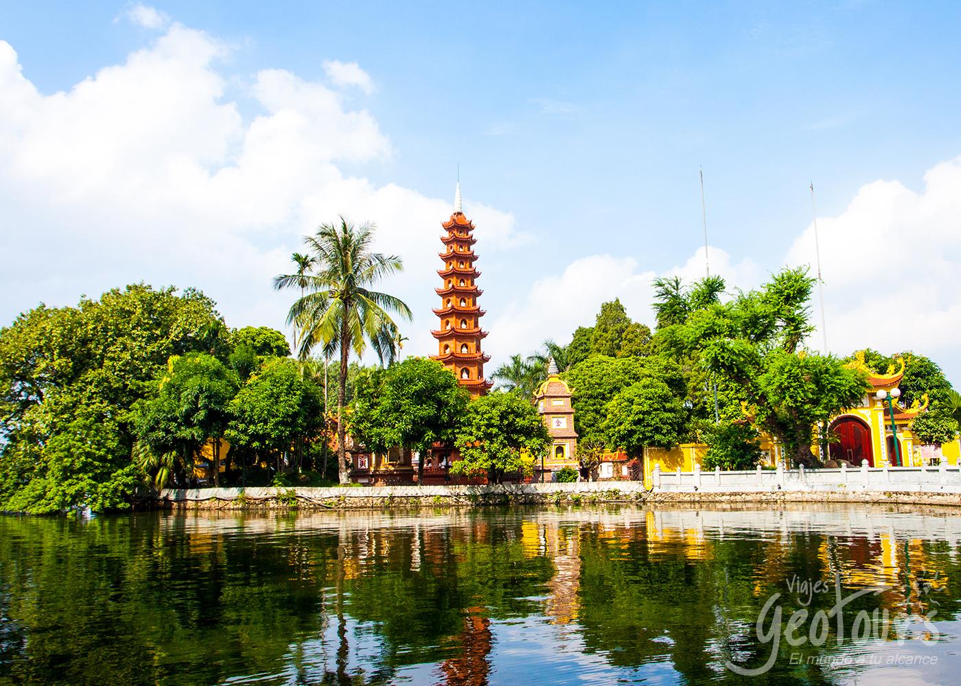 Paquetes a Vietnam con Camboya
