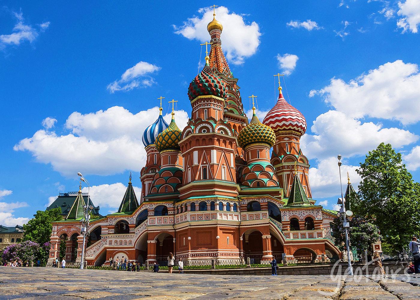 Viajes a Turquía y Rusia 18 días, con Tiquetes en mayo y agosto 2019