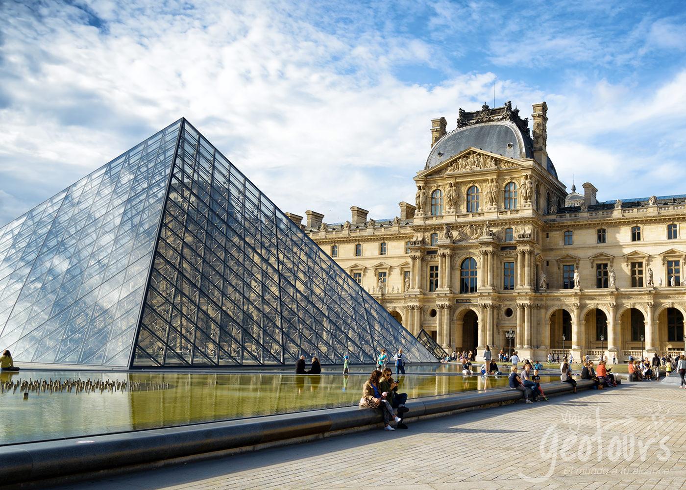 Europa (13 días y 7 países) Inicio París - Fin Roma