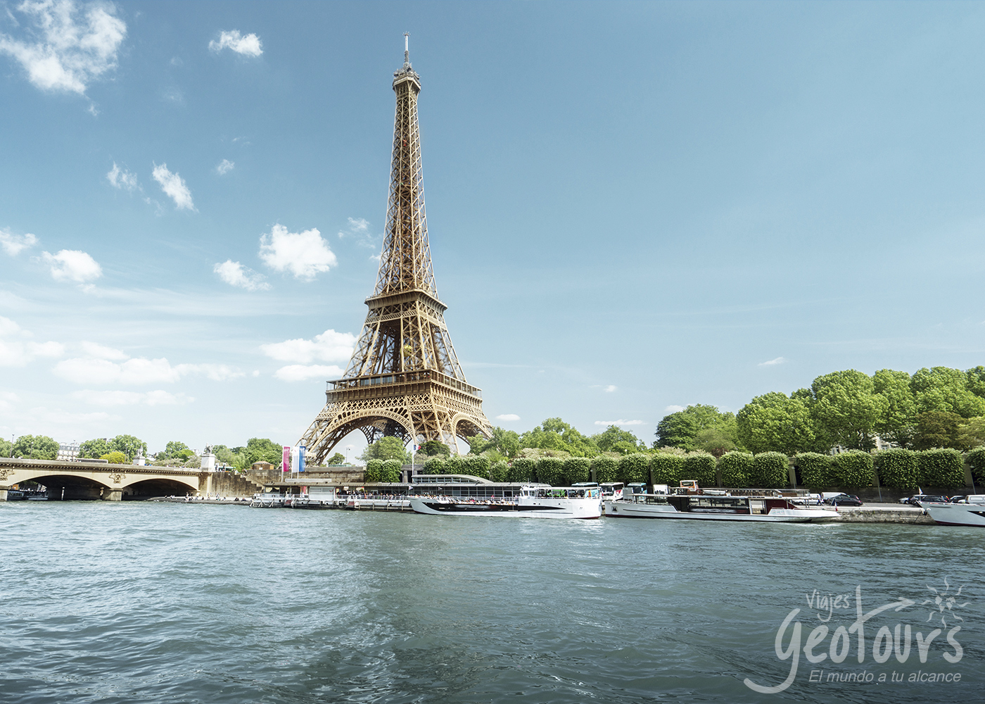 Europa (15 días y 8 países) inicio París - fin Viena