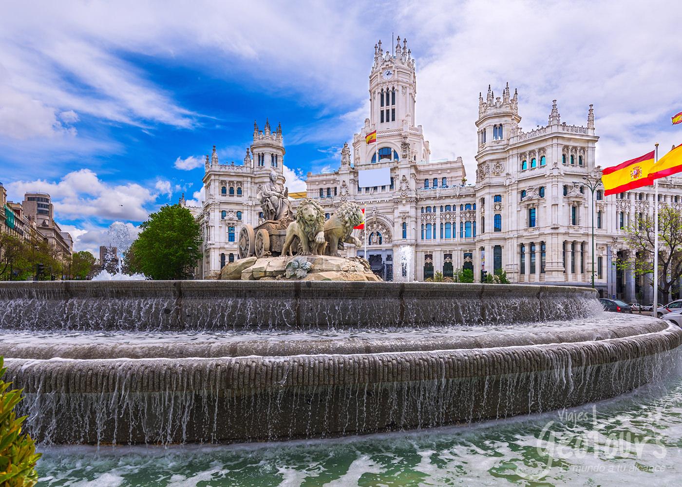 Europa (16 días y 8 países) Inicio París - Fin Madrid