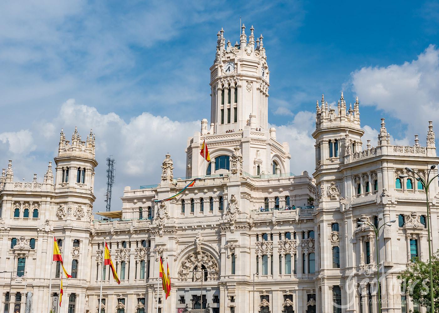 Europa (16 días y 8 países) inicio Madrid - fin Roma