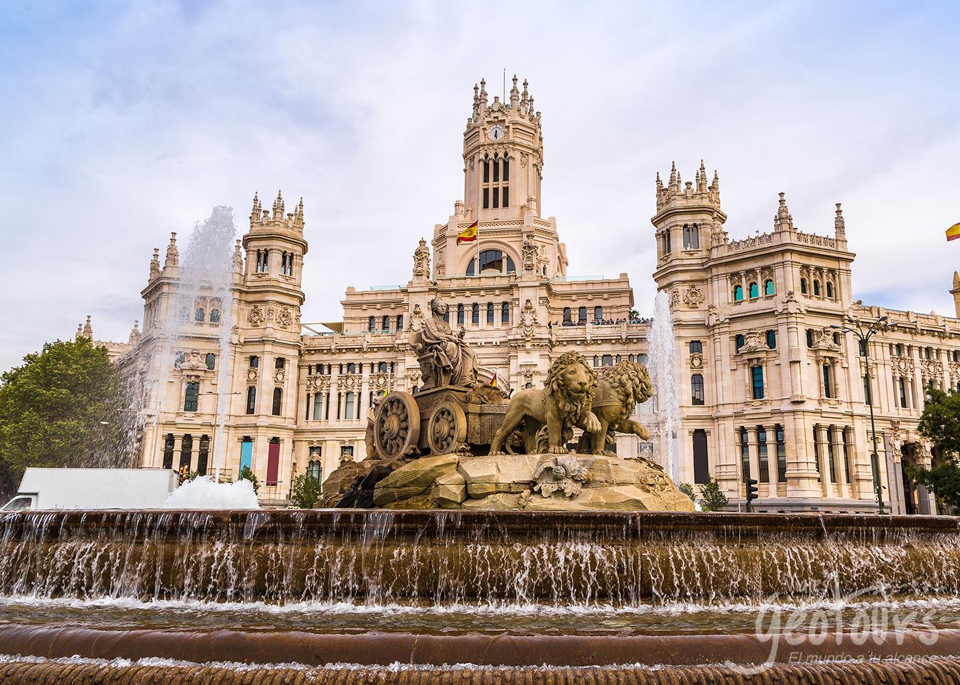 Europa (17 días y 4 países) Inicio/Fin Madrid