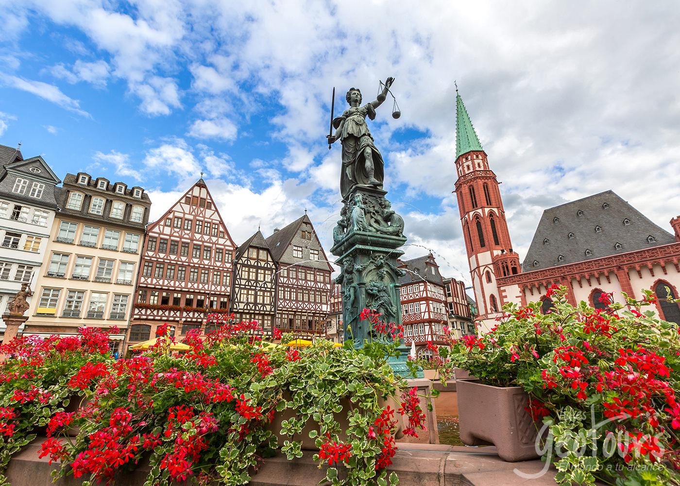 Europa (19 días y 8 países) con Alemania y Austria, Inicio/Fin Madrid