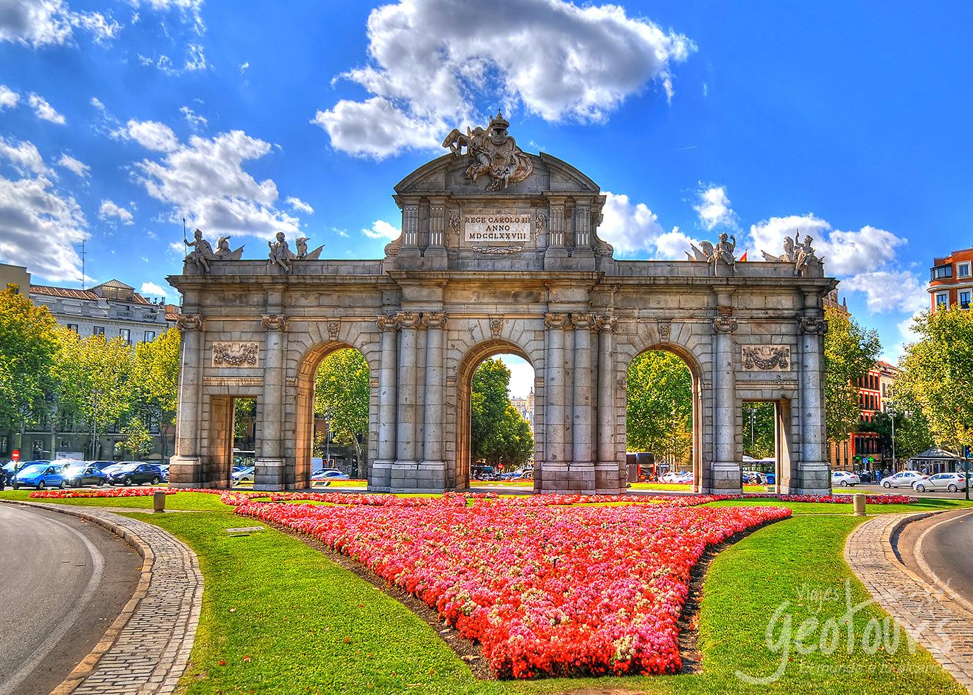 Madrid y dos Castillas (5 días) Inicio/Fin Madrid