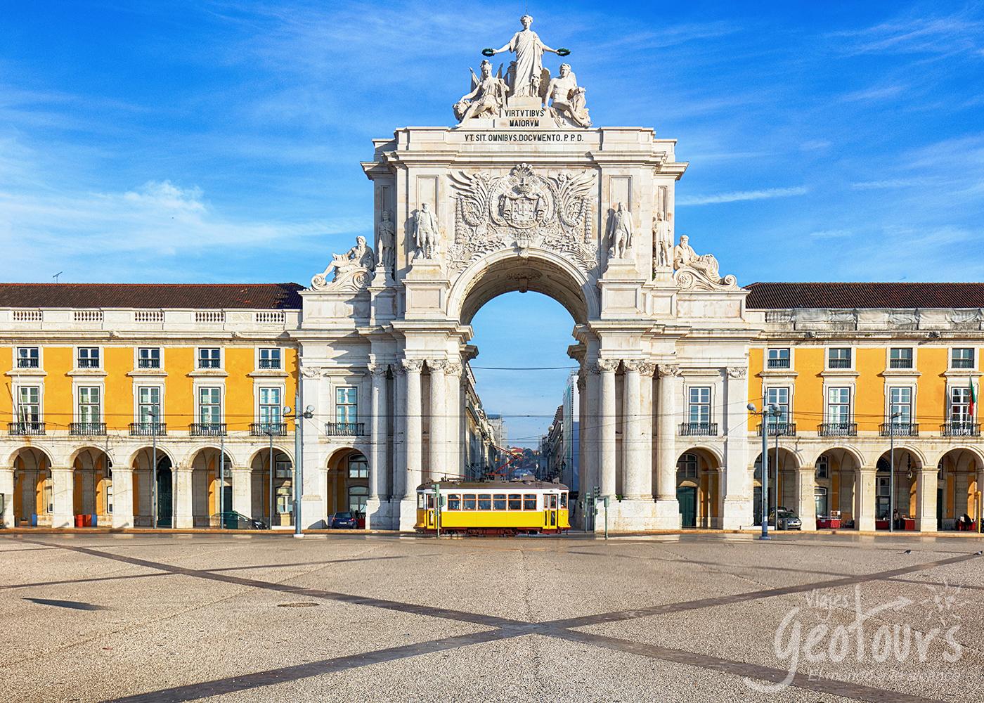 Lisboa y Fátima (4 días) inicio/fin Lisboa