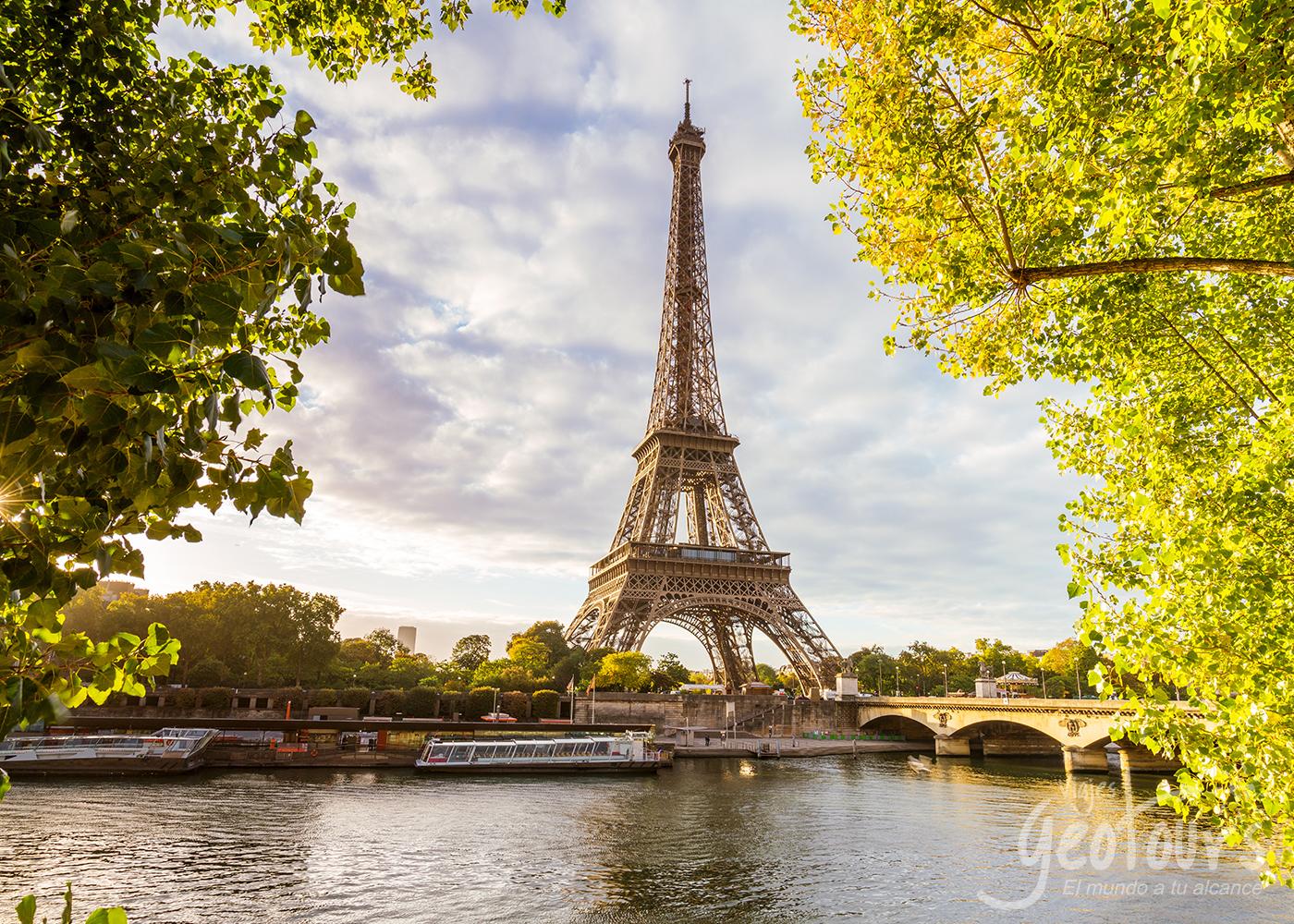 París y castillos de Loira (5 días) inicio/ fin París
