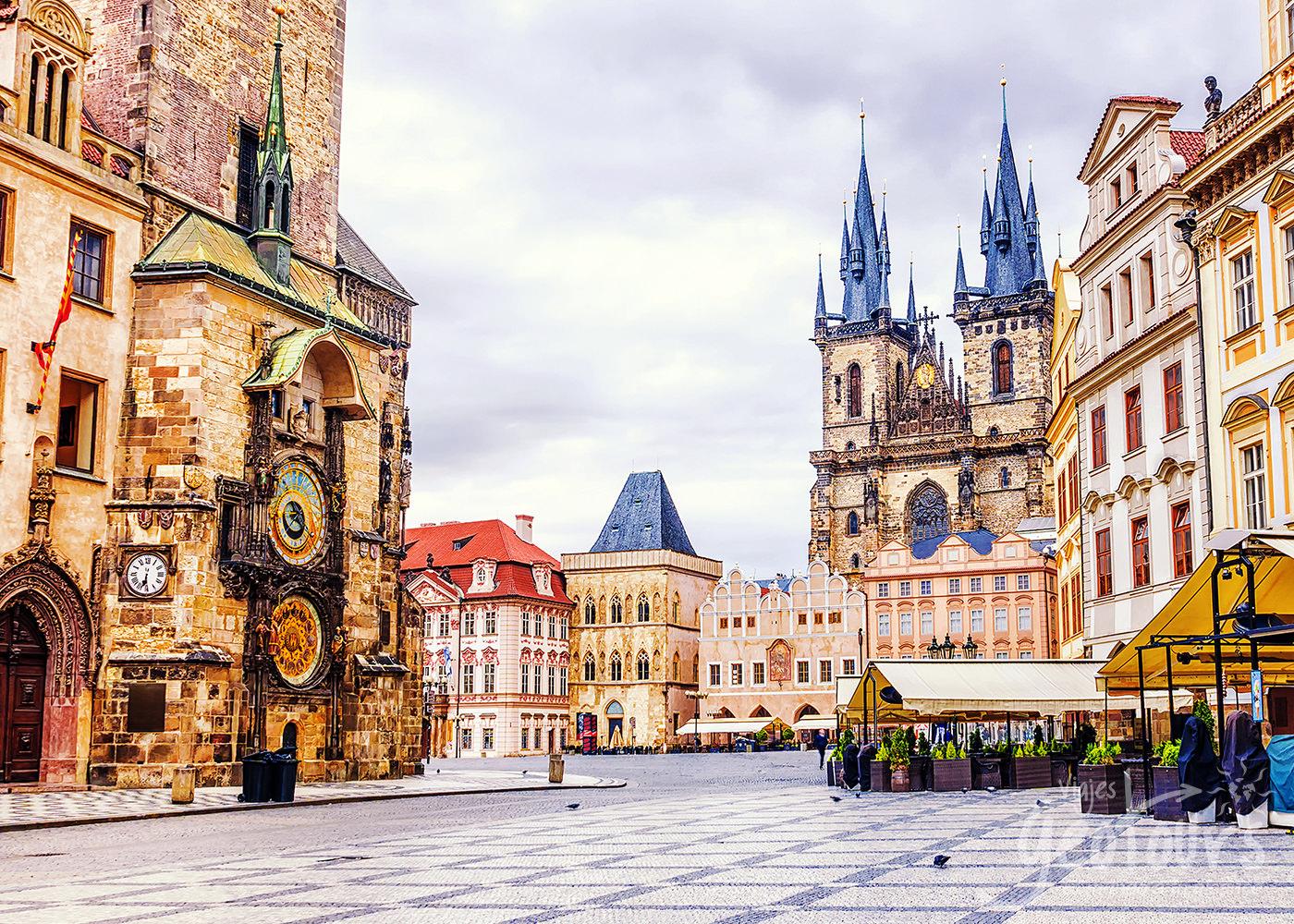 Corazón imperial (7 Días) inicio Praga - fin Viena