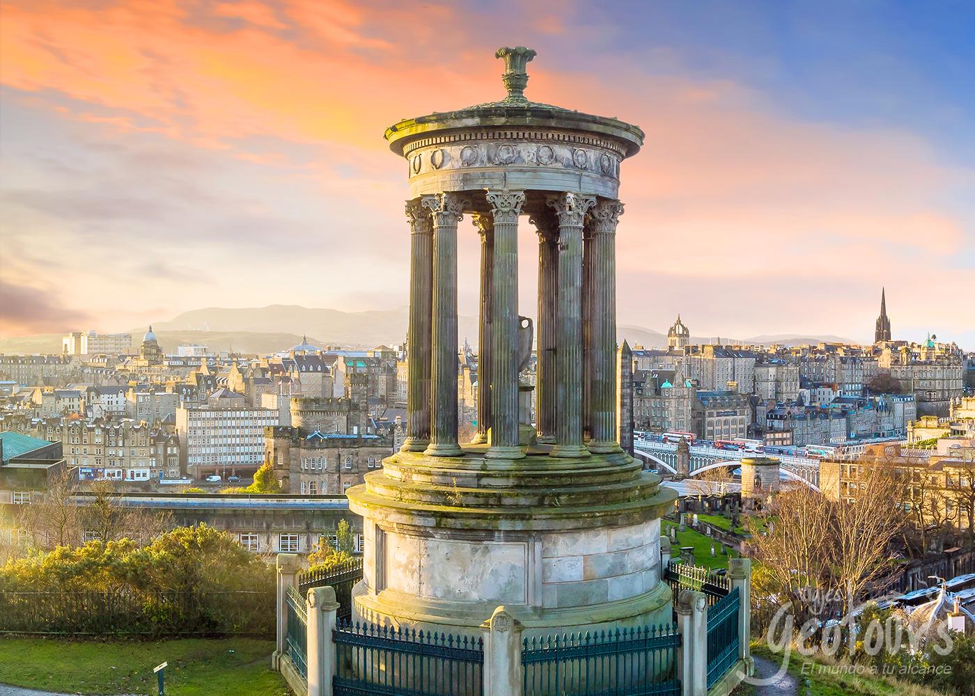 Escocia (8 Días) inicio/ fin Edimburgo