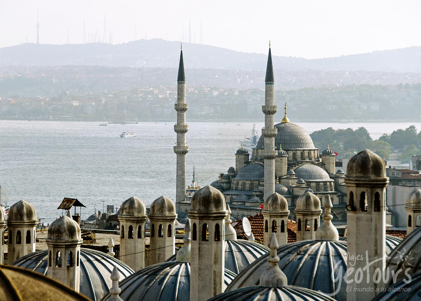 Maravillas de Turquía (10 días) Inicio/Fin Estambul