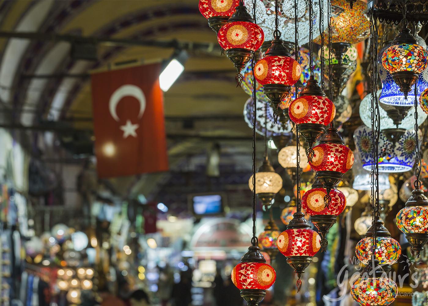 Esencias de Turquía (8 días) inicio/fin Estambul