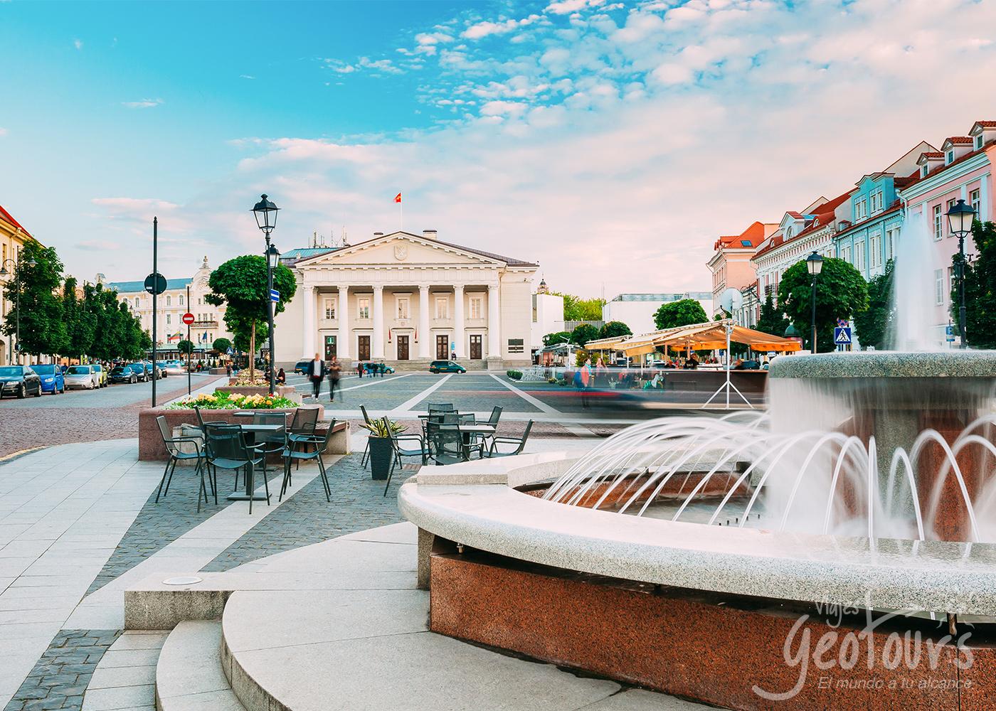 Capitales bálticas (8 Días) inicio Vilnius - fin Tallin
