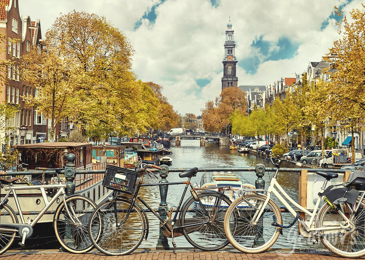 Ámsterdam y Países Bajos (6 Días)  inicio / fin Ámsterdam