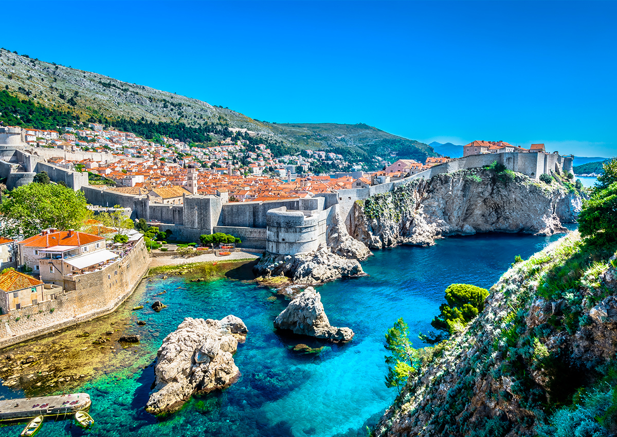 Tesoros de Croacia (8 Días) inicio Zagreb - fin Dubrovnik