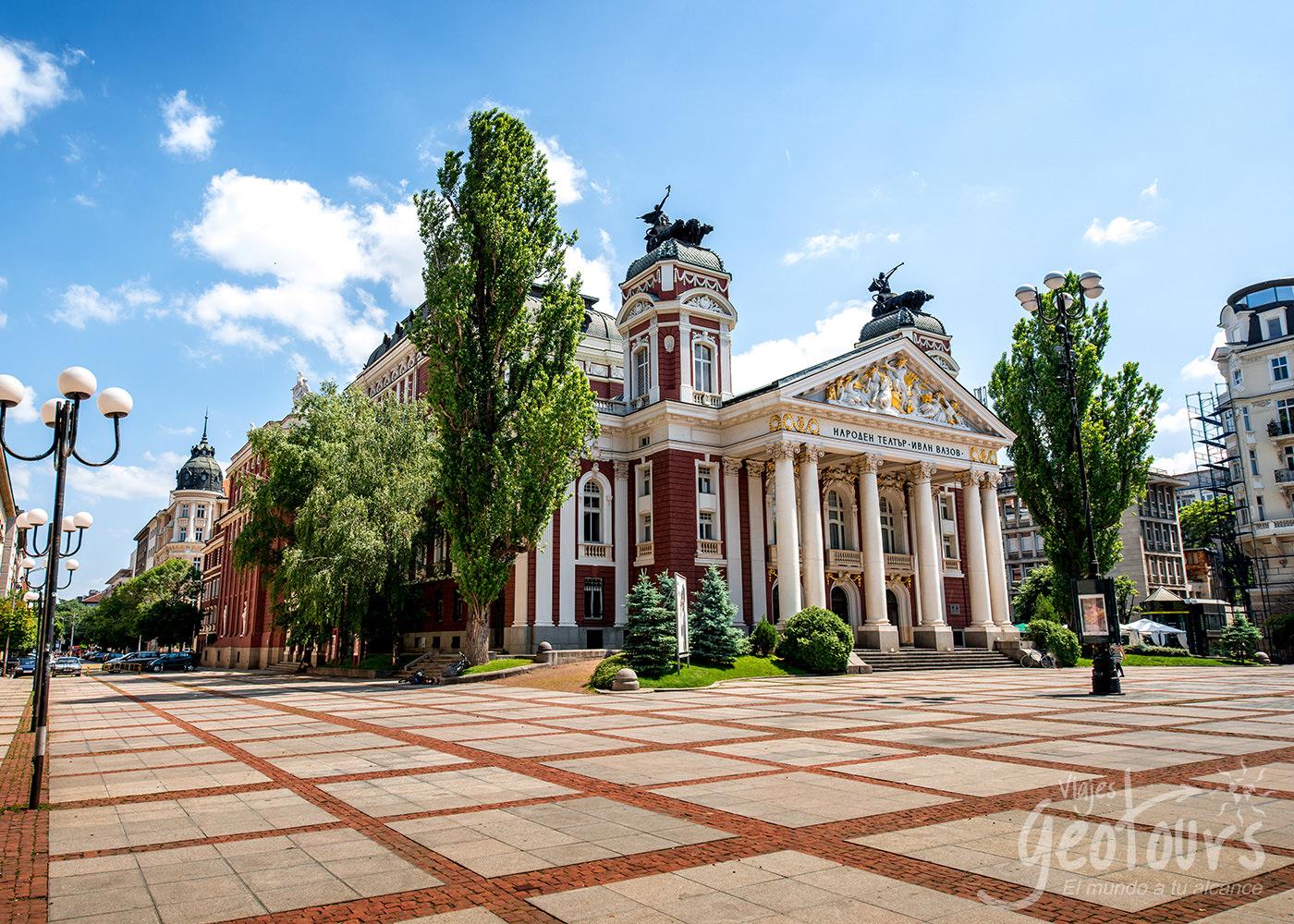 Encantos de Bulgaria (7 Días) inicio/ fin sofía