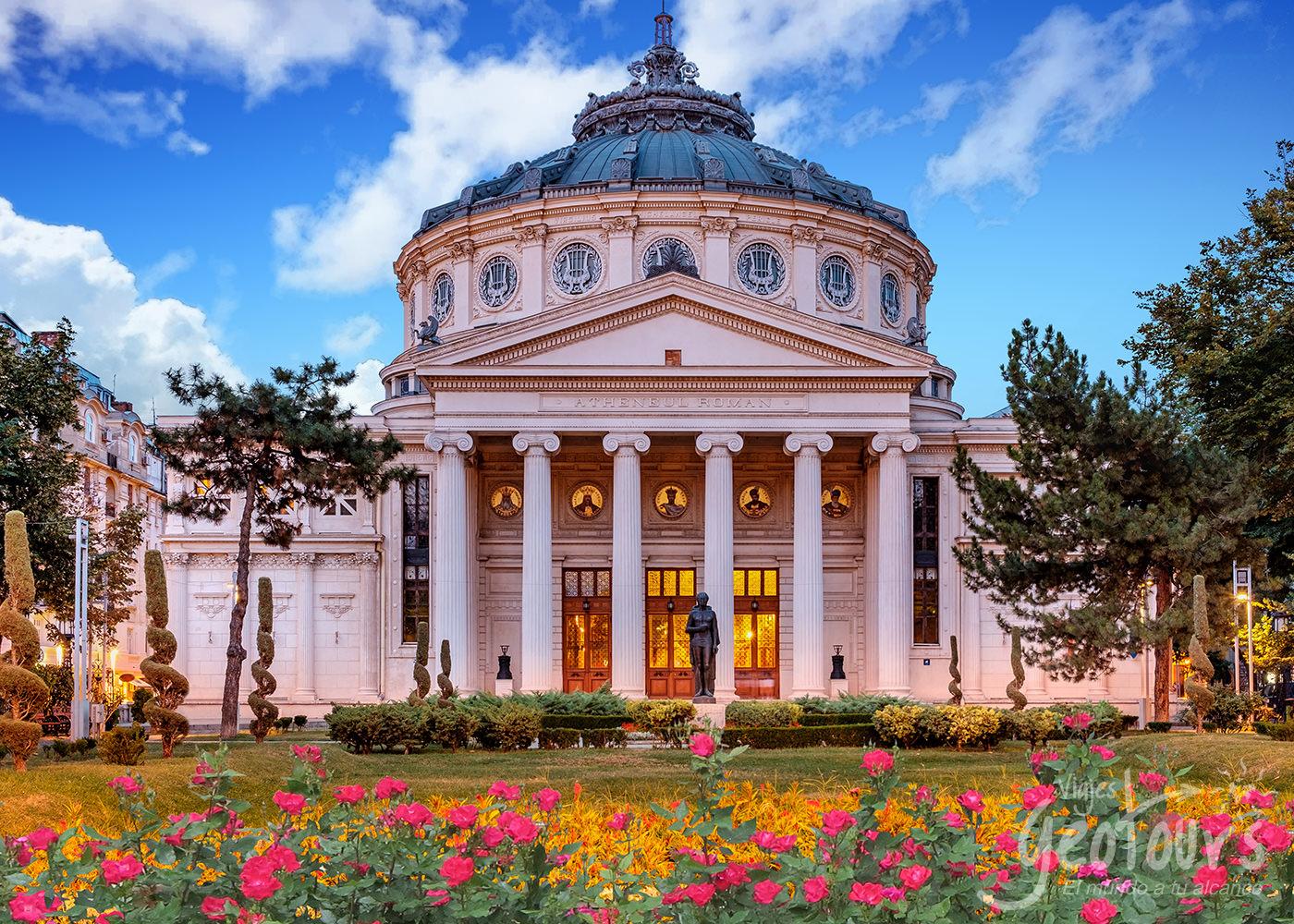 Rumania (7 Días) inicio/ fin Bucarest