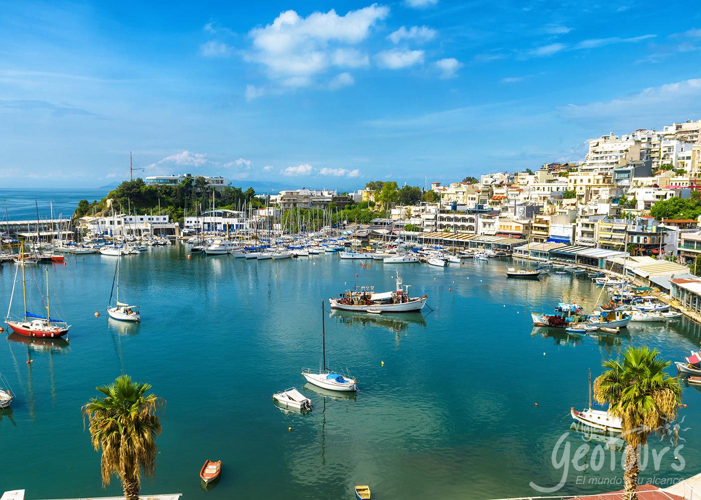 Perlas del Egeo (7 Días) inicio/fin Atenas